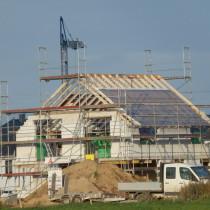 Hausbau, Baustelle, Immobilien Ronnenberg